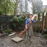 The Log Lady